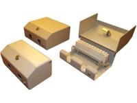 Коробки распределительные телефонные КРТМ КРТО-10 20 30 с врезным плинтом